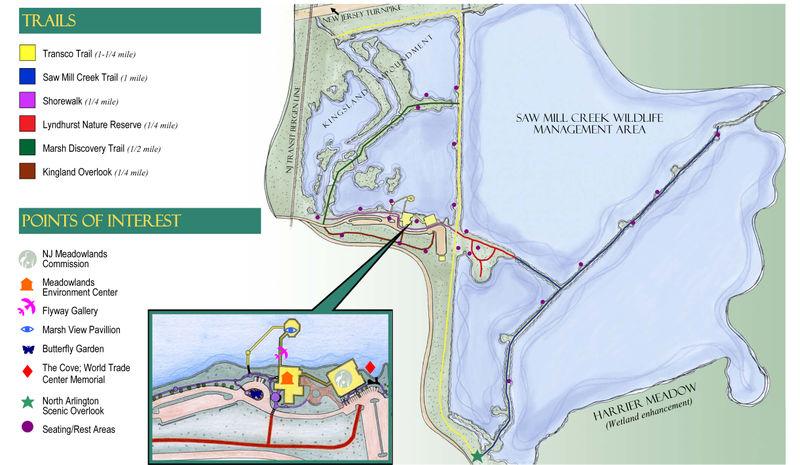 DeKorte Park Pocket Trail Guide
