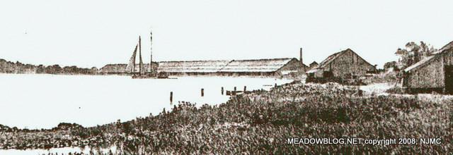 Little Ferry Brickyard-1905