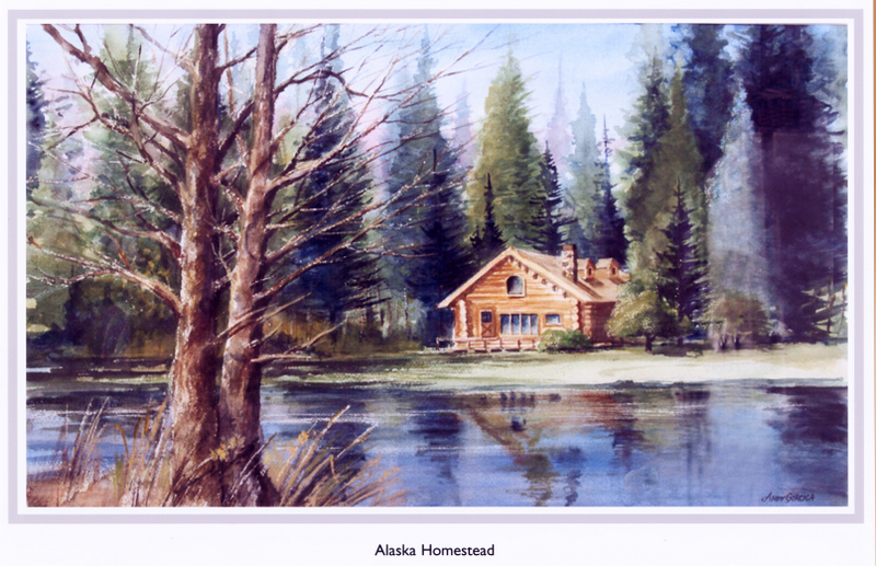 Alaska Homestead