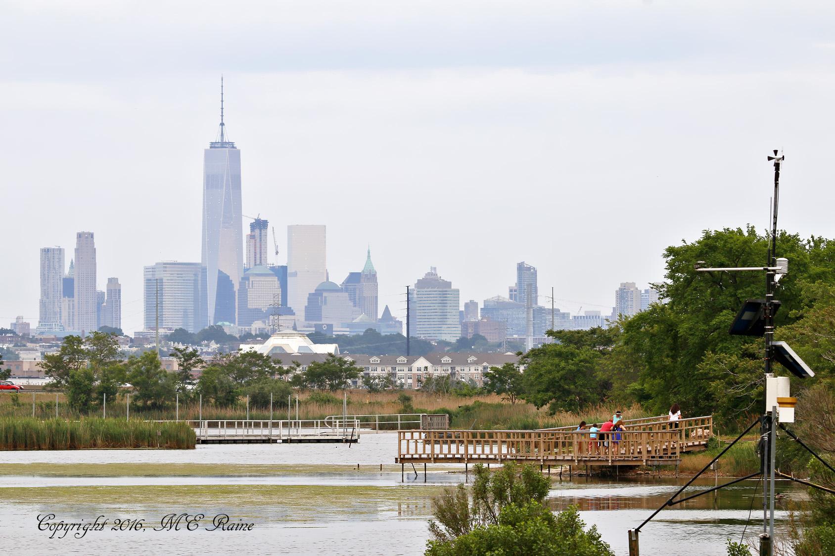 Freedom Tower - DeKorte Park