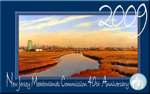 NJMC Anniversary Calendar Cover