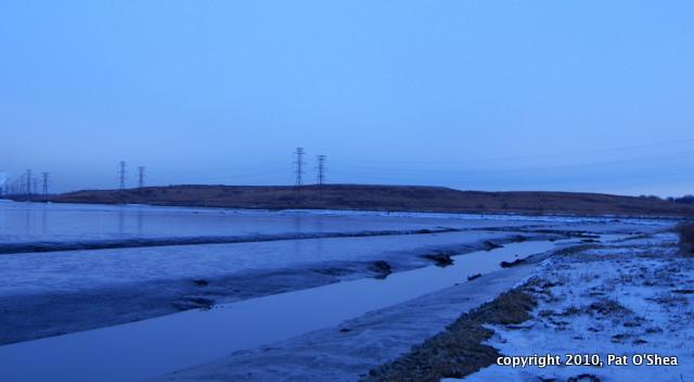 Dekote Park mudflats during Proxigean Spring Tide 013010 DP-1