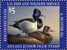 Duck stamp logo