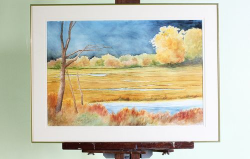 1-Tobyhanna Autumn by Mary Moraghan_small