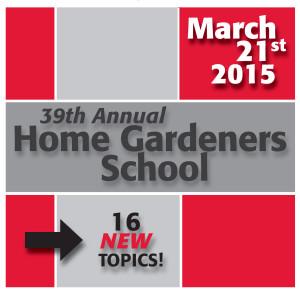 Rutgers Home Gardeners School